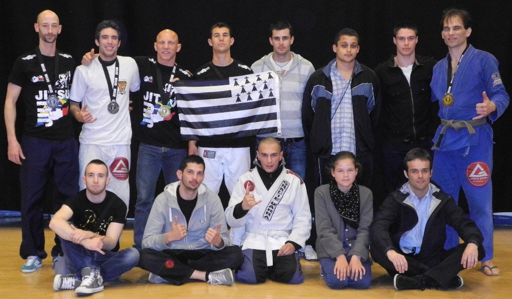 championnat de France cfjjb 2013
