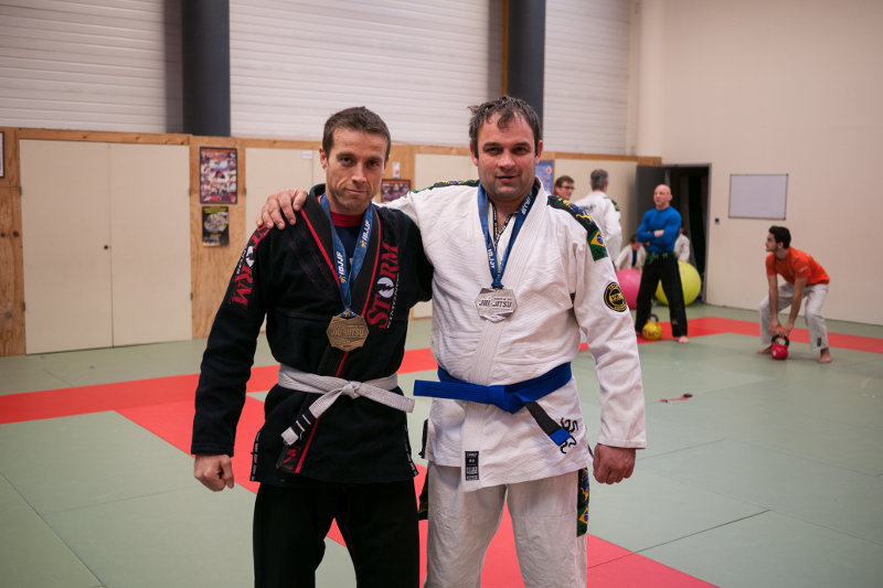 Médaillés Europe 2015