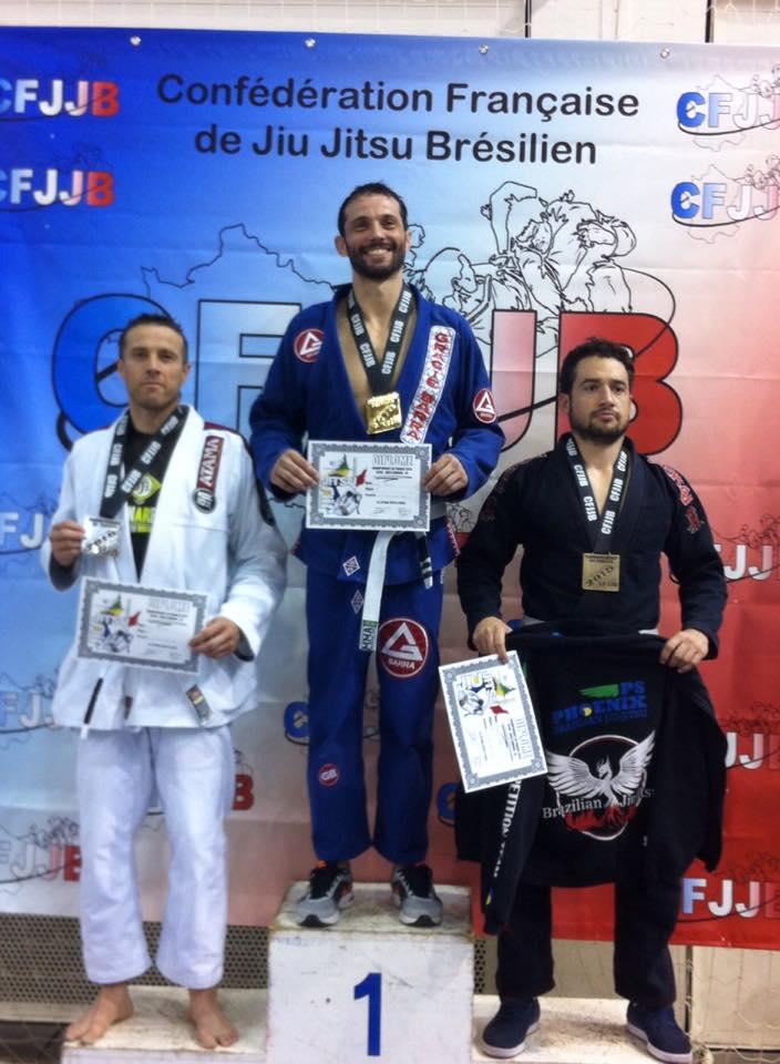 Guillaume Simon -82,3kg Master